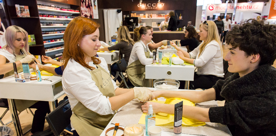 Interbeauty Prague podzim 2017