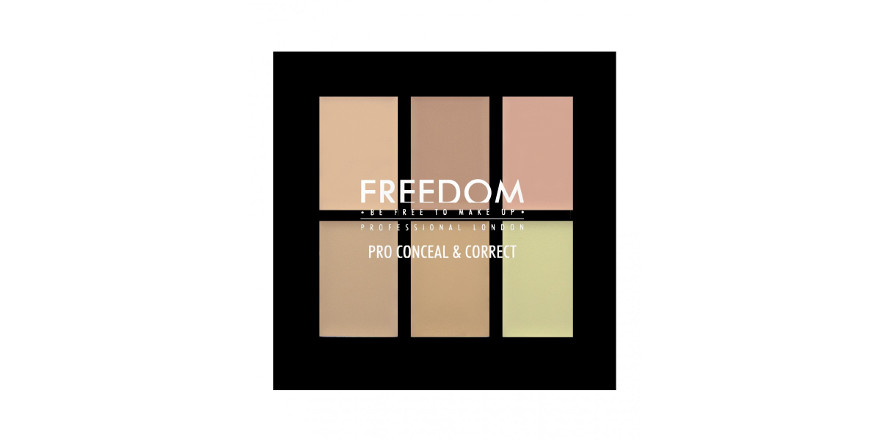 Freedom – Paletka korektorů Light