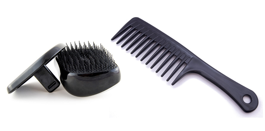 tangle teezer a hřeben