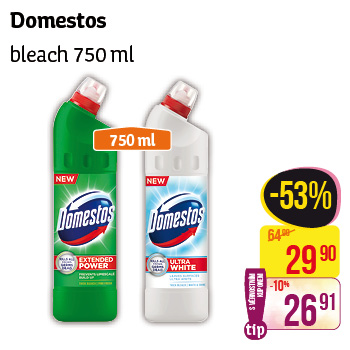Domestos - Bleach 750ml