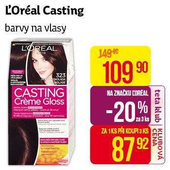 8e33fc6f7d9 L Oréal Casting barvy na vlasy