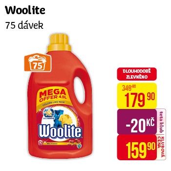 Woolite - (75 PD)