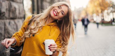 blond barva vlasů