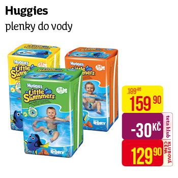 8f08add10 Teta drogerie - Huggies Little Swimmers Plenky na plavání 2-3 12 ks