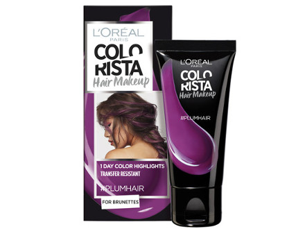 L'Oréal Paris Colorista Hair make-up Plum
