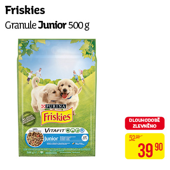 Friskies  -  Granule junior 500g