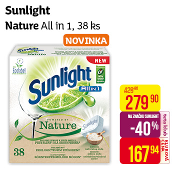 Sunlight Nature - All in 1 (38 ks)