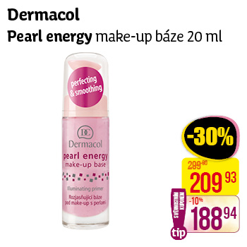 Dermacol - Pearl Energy makeup báze 20ml