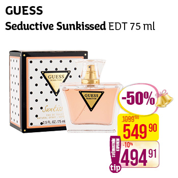 Guess - Seductive Sunkissed EDT 75 ml
