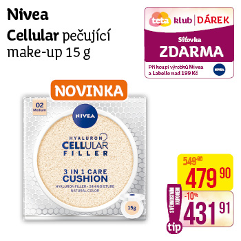Nivea - Cellular pečující make-up (15 g)